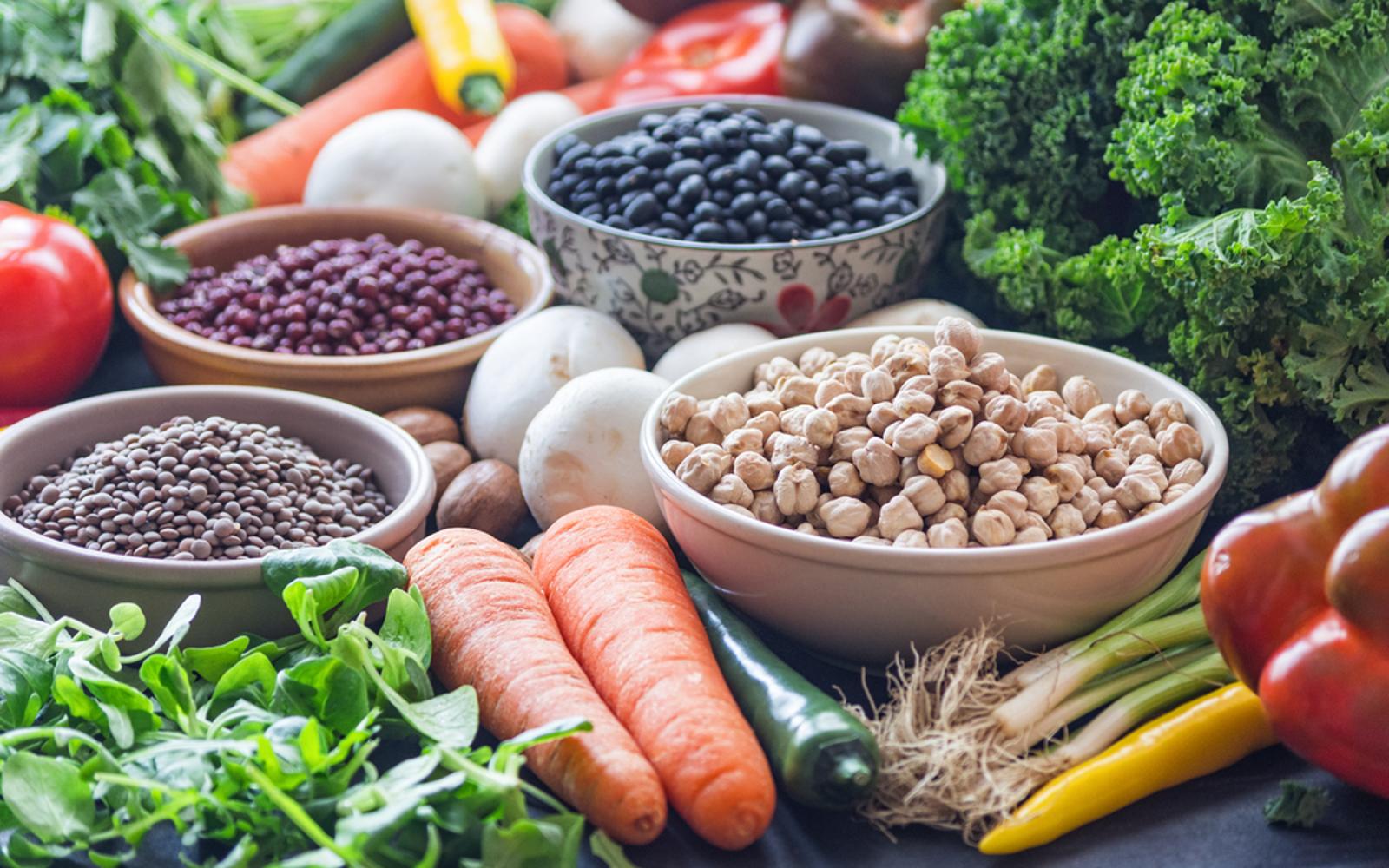 Las 10 principales fuentes veganas de calcio