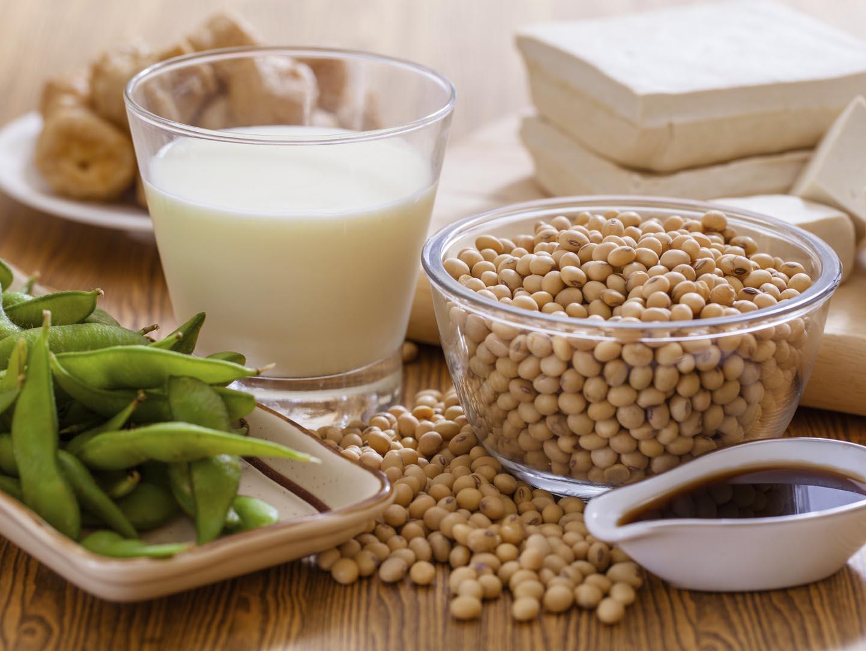 Qué son los alimentos de soja? | HazteVeg.com
