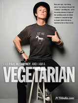 "Paul McCartney lanza ""Lunes Sin Carne"" en UK"