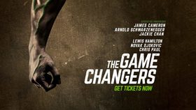The Game Changers ya está disponible en todo el mundo a través de Netflix