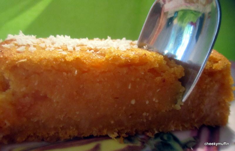 Cake Noix Sans Gluten