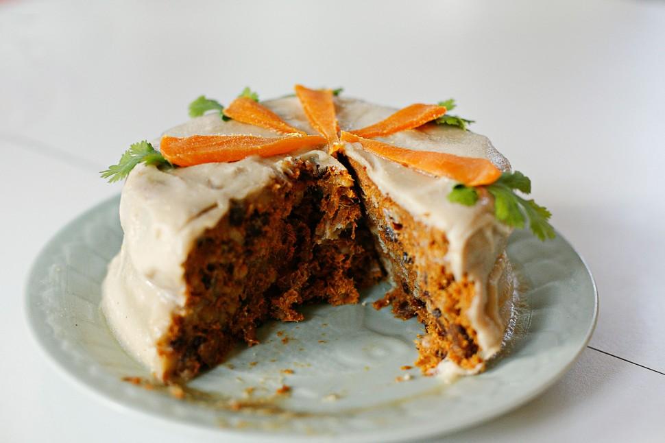 Receta Carrot Cake Narda Lepes