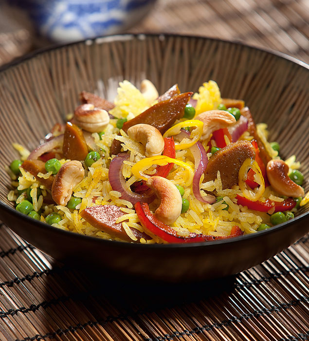 Nasi goreng platos principales arroz otros cereales for Cocina 5 ingredientes jamie oliver