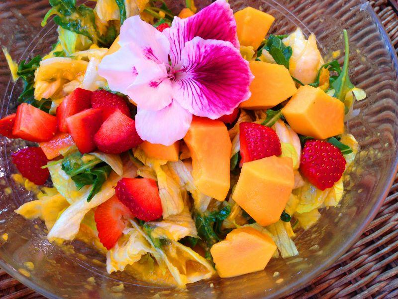 Ensaladas de Frutas Colombianas Ensalada de Fruta