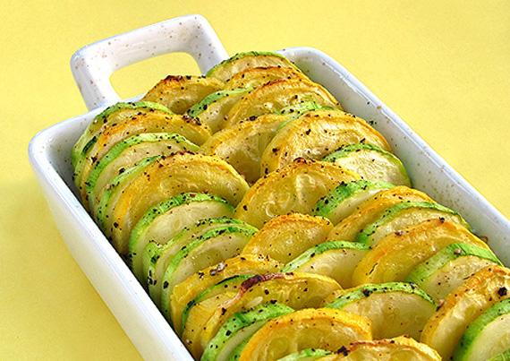 Vegetales al horno platos principales - Salsa para verduras al horno ...