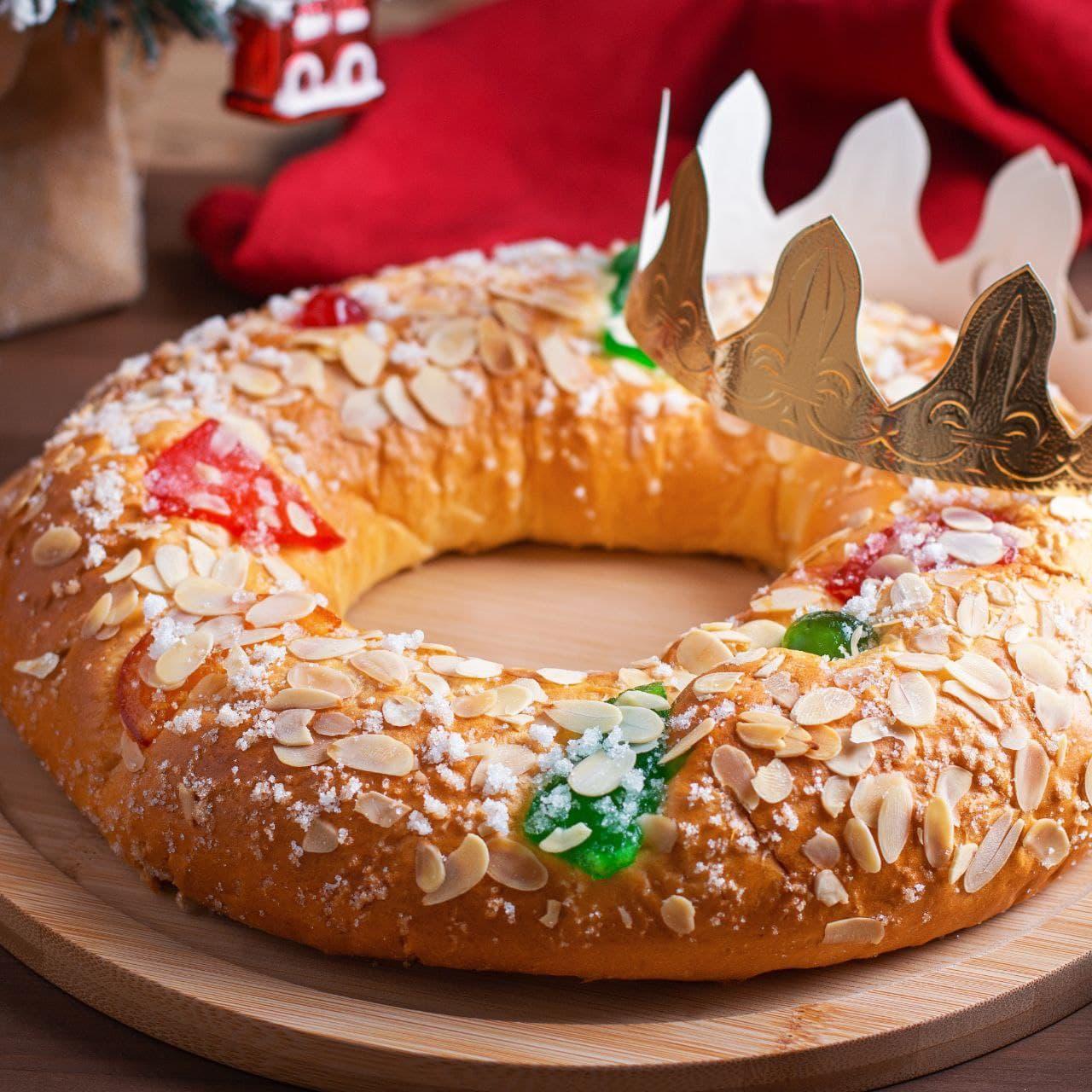 Roscón De Reyes Vegano Y Fácil Hazteveg Com