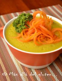 Crema de verduras con
