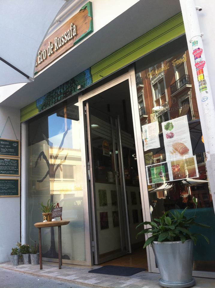 L 39 eco de russafa c donoso cort s n 12 valencia - Vegetarian restaurant valencia ...