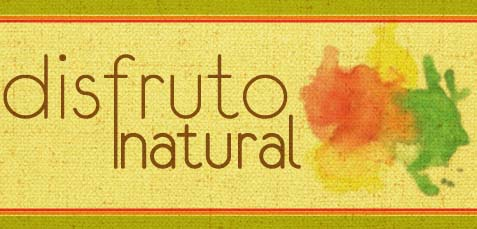 disfruto natural